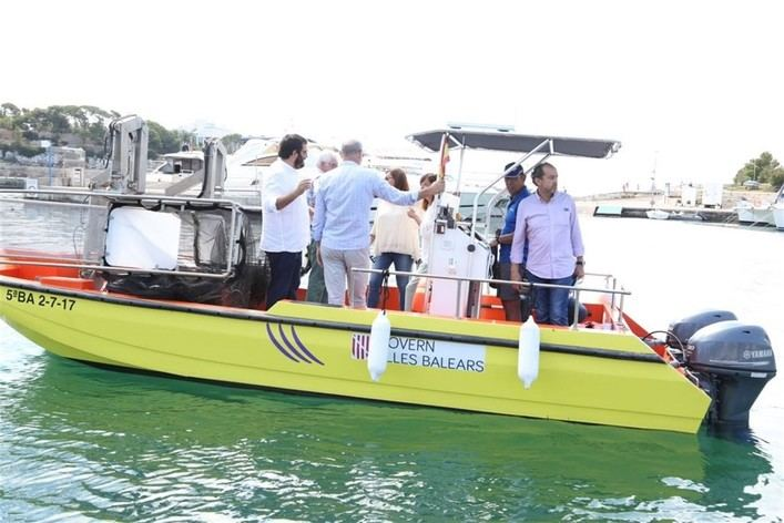 El servicio de limpieza del litoral inicia una campaña tras recoger 58 toneladas en 2018