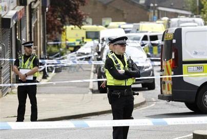La Policía investiga como acto terrorista un ataque racista en Inglaterra