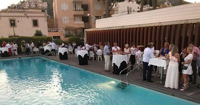 EL Club de Vela del Puerto de Andratx celebra la tradicional Cena del Club