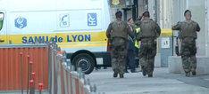 La explosión de un paquete bomba en plena calle en Lyon deja al menos 13 heridos