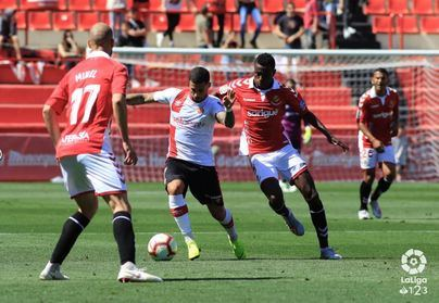 El Mallorca se complica el ascenso directo tras caer ante el Nàstic