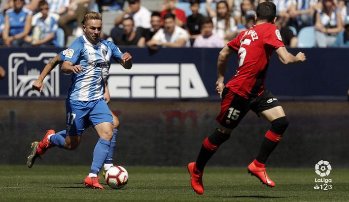 El Mallorca buscará la remontada en Son Moix tras caer ante el Depor (2-0)