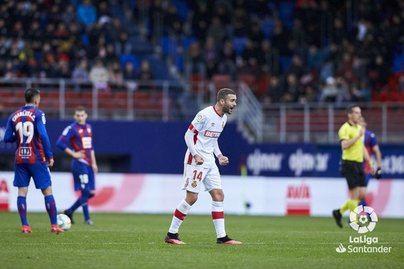 El Mallorca se da un respiro tras ganar al Eibar (1-2)