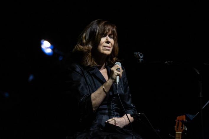 La Generalitat de Catalunya distingue a Maria del Mar Bonet con el Premi Nacional de Cultura 2020