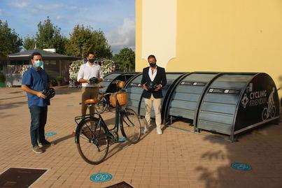 Marratxí y Mallorca Fashion Outlet impulsan el uso de la bicicleta