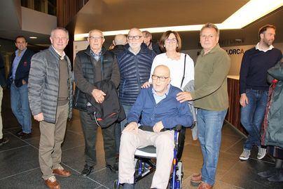 Fallece Mateo Cañellas, un histórico del deporte balear
