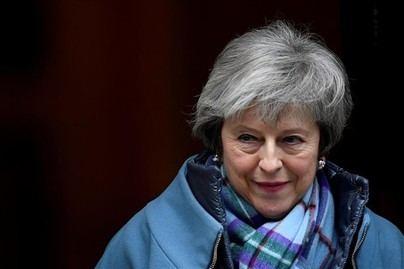 May descarta elecciones anticipadas en el Reino Unido