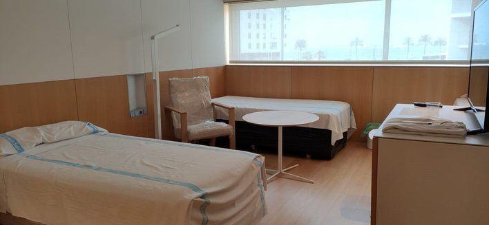 Covid 19: El Hotel Meliá Palma Bay podría volver a ser habilitado para acoger a pacientes en aislamiento