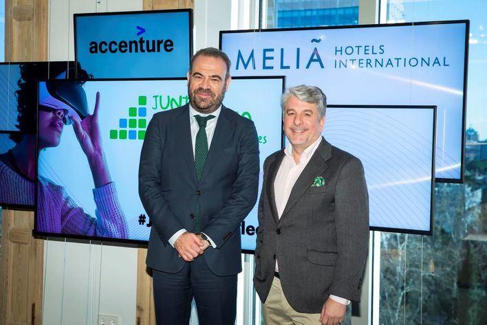 Meliá Hotels y Accenture forman al personal con baja cualificación laboral