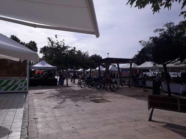 Ses Cases Noves organiza este fin de semana una nueva edición del mercadillo artesanal en Palma