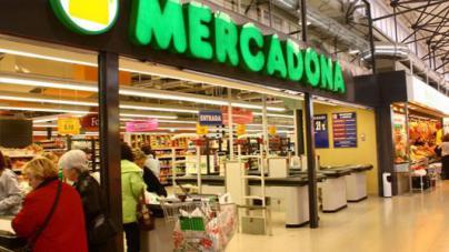 Mercadona aumentó sus ventas un 2% en 2014