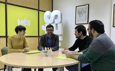 Més cierra un principio de acuerdo con ERC para incluir reivindicaciones de Baleares en la negociación de la investidura