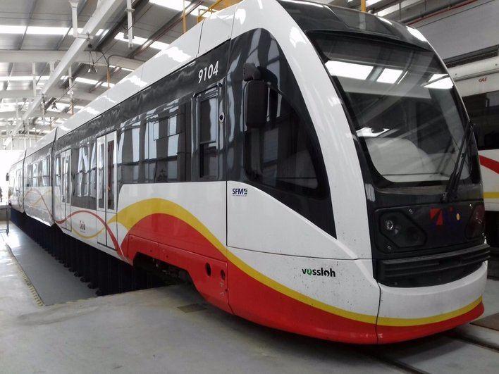 Tren, metro y buses lanzadera serán gratuitos este martes por el El Día Europeo Sin Coches