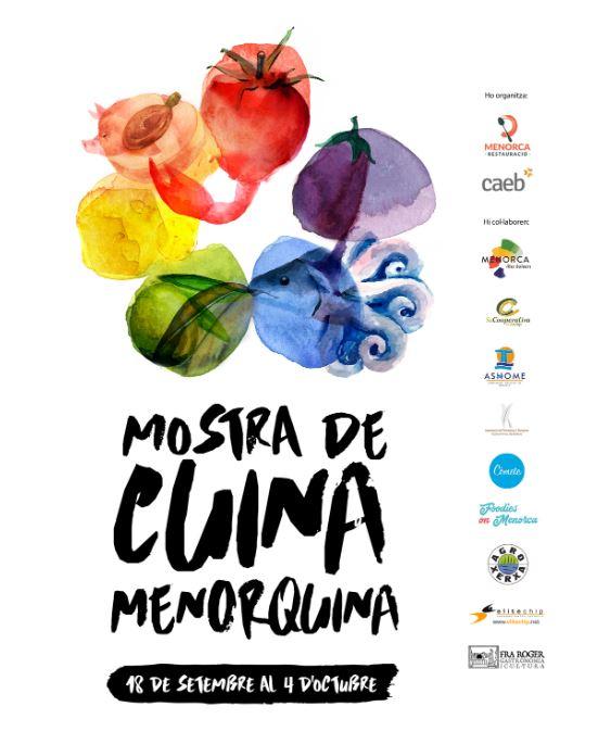 El potencial gastronómico menorquín podrá disfrutarse en una nueva edición de la Mostra de Cuina Menorquina