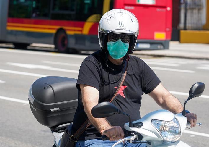Tráfico extrema los controles ante el alto número de motoristas fallecidos en la desescalada