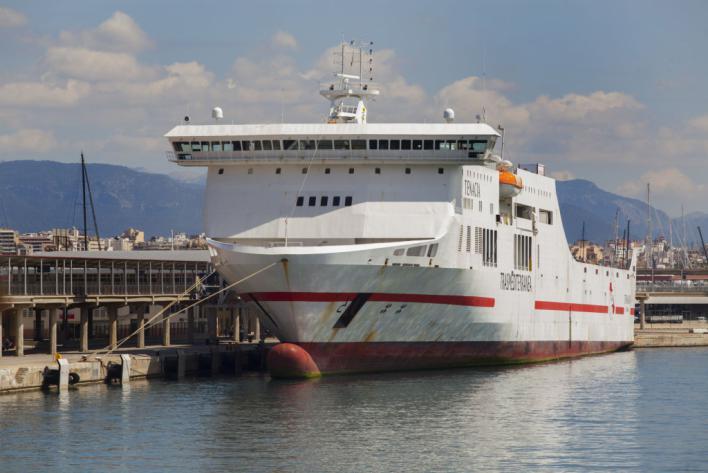 2,1 millones de euros para el 'cold ironing' de ferrys en el Puerto de Palma