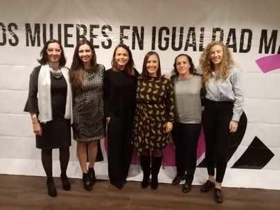 Mujeres en Igualdad celebra su cuarta edición con una gran entrega de trofeos