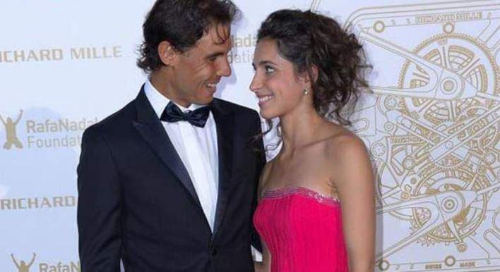 Rafa Nadal y María Francisca Perelló ya son marido y mujer