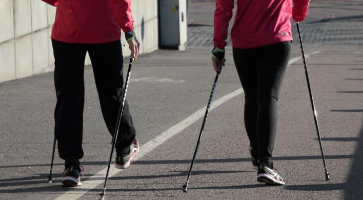 Este domingo se celebra la IV Marcha por la Igualdad-Nordic Walking en Palma