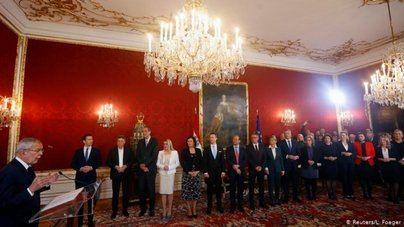 Los conservadores de Austria cambian de socios: dejan a la ultraderecha y se alían con los verdes