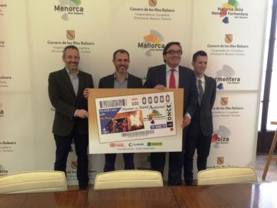 El Pare Serra premia con 240.000 € a un vecino de S´Arenal