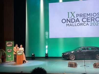 Onda Cero Mallorca entrega a 13 personas y asociaciones sus premios 2020