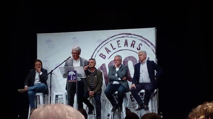 Onofre García será el candidato de El Pi a la alcaldía de Sant Llorenç