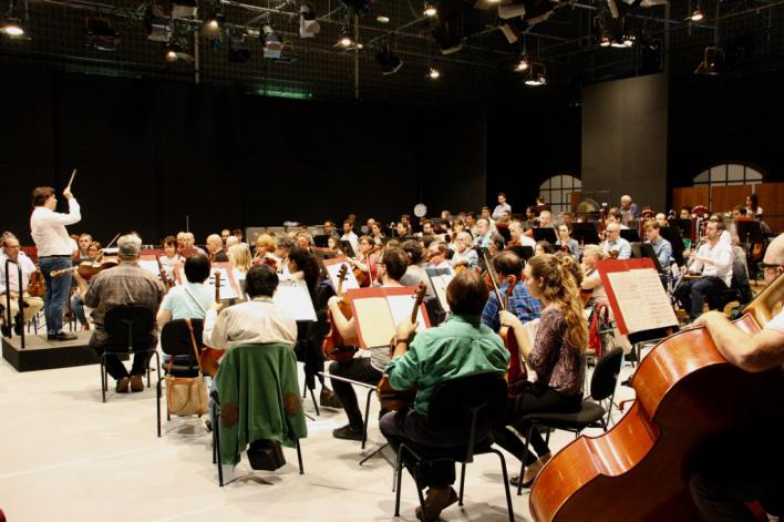 La ecotasa abonará parte del coste de la nueva sede de la Orquesta Sinfónica
