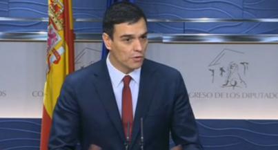 Satisfación en el PSIB con Pedro Sánchez por su ruptura con el PP