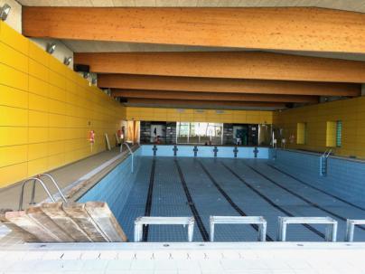 El IME retoma las obras en la piscina municipal de Son Roca