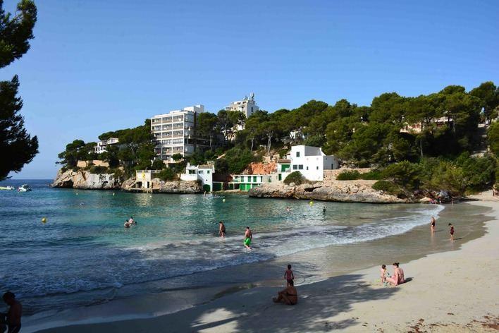 Santanyí consigue cuatro banderas azules para sus playas