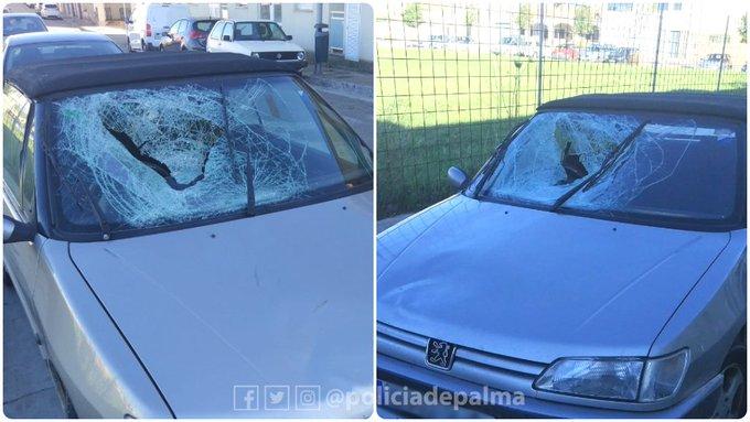 Detenido el conductor que se fugó tras atropellar a un hombre en Son Banya