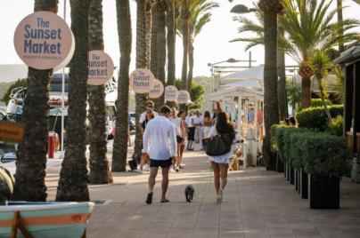 The Sunset Market se despide del verano
