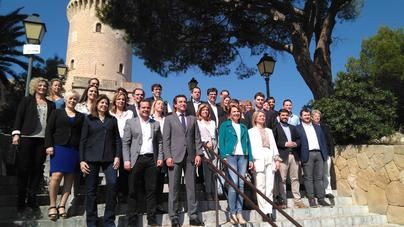 La candidatura del PP al Parlament incorpora a Marga Duran y busca 'recuperar las instituciones'