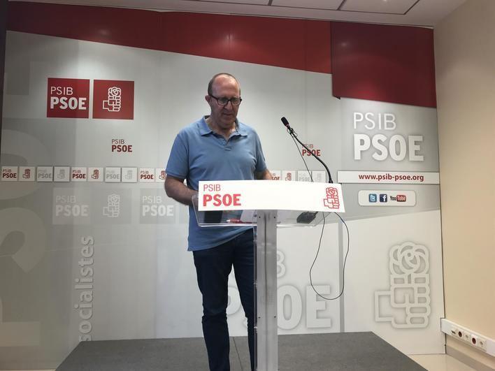 El PSIB ratifica el principio de acuerdo en el Consell de Mallorca con Podemos y Més