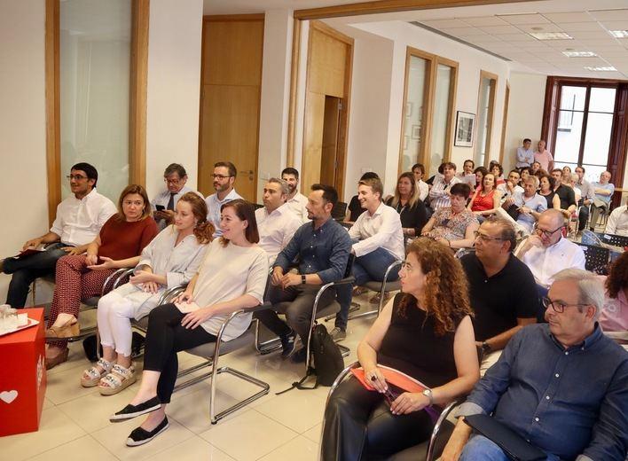 El PSIB, a la espera de la decisión de Més para conformar un Govern a tres bandas