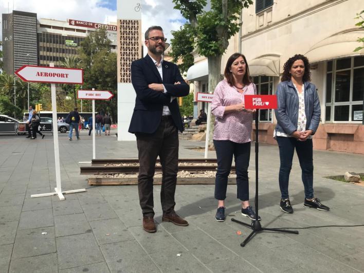 El PSIB promete una tarifa plana en transporte público para los jóvenes