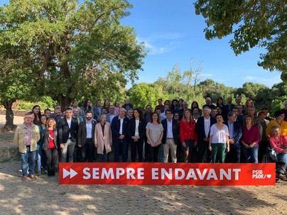'Sempre Endavant', lema del PSIB-PSOE cara a las próximas elecciones