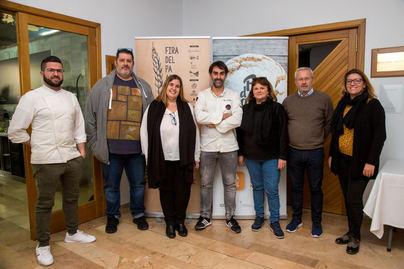 Merendero Minyones y Restaurant Sa Punta, finalistas del II Campionat del Món del Pa amb Oli