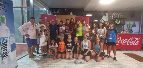Biel Suau y Santi Martorell, campeones del torneo Pádel a la Sombra de mallorcadiario.com