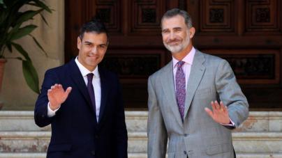 El Rey cierra este jueves con Pedro Sánchez la segunda tanda de consultas