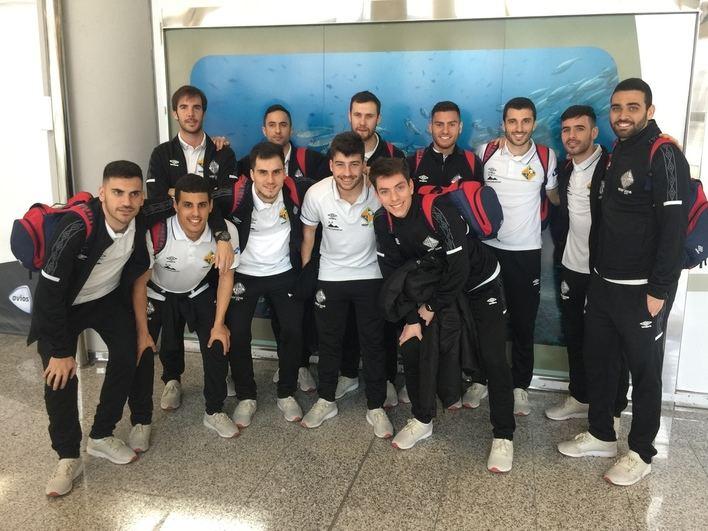 El Palma Futsal busca los playoff ante el Naturpellet Segovia