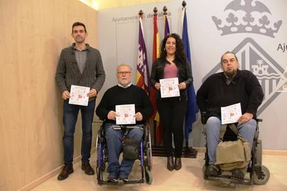 Palma celebrará el Día de las Personas con Discapacidad con la Marcha 'Milla Accessible'
