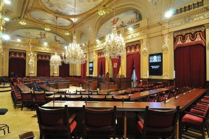 El Parlament abre una legislatura marcada por la financiación de Baleares