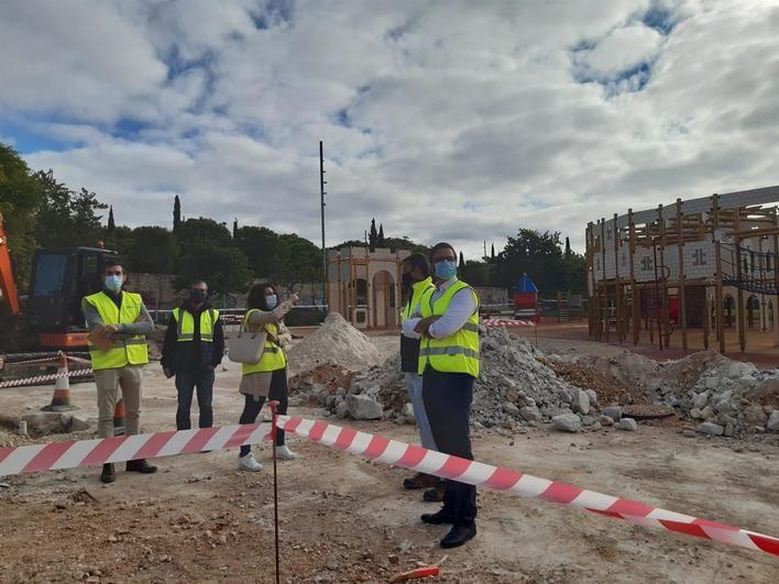 El nuevo parque de Sa Riera será 'cien por cien accesible', según Cort