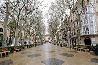 El gasto de los turistas se hunde en Baleares un 70 por ciento por la crisis del COVID 19