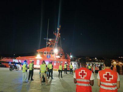 Una nueva patera localizada en Ibiza eleva a 37 el número de migrantes detenidos