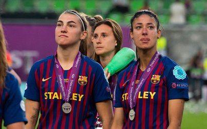 La jugadora mallorquina de fútbol femenino Patricia Guijarro, convocada para el mundial