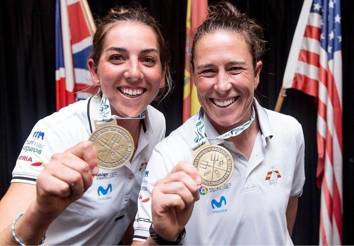 Paula Barceló: 'Me parecería egoísta pensar en medallas cuando la gente está pensando en sus vidas'