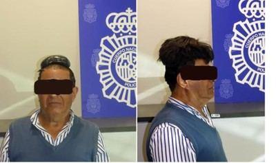 Detenido con medio kilo de cocaína oculta bajo su peluquín